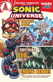 Sonic Universe #42 ebook by Ian Flynn, Tracy Yardley!, Jim Amash, Jack Morelli, Steve Downer