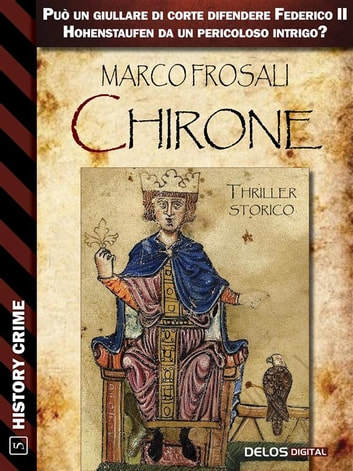 Chirone ebook by Marco Frosali