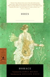 Odes - With the Latin Text ebook by Horace
