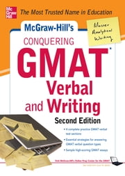 McGraw-Hills Conquering GMAT Verbal and Writing, 2nd Edition ebook by Doug Pierce