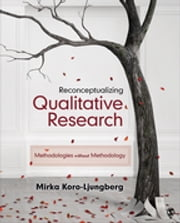 Reconceptualizing Qualitative Research - Methodologies without Methodology ebook by Dr. Mirka Koro-Ljungberg