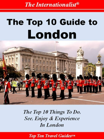 Top 10 Guide to London ebook by Swetha Ramachandran