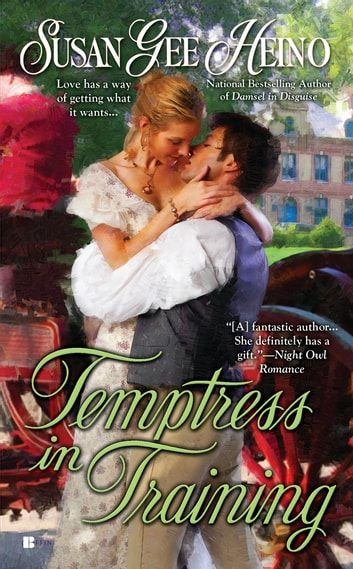 Temptress in Training ebook by Susan Gee Heino