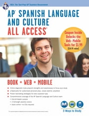 AP Spanish Language and Culture All Access w/Audio ebook by Veronica Garcia,Bertha Sevilla,Karolyn Rodriguez,Dr. Adina C. Alexandru, Ed.D.