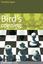 Birds Opening ebook by Timothy Taylor