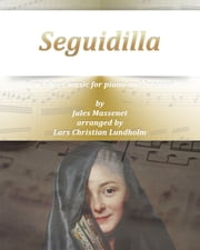 Seguidilla Pure sheet music for piano and bassoon by Georges Bizet arranged by Lars Christian Lundholm ebook by Pure Sheet Music