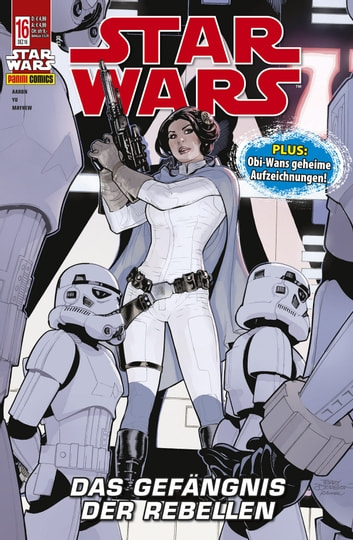 Star Wars, Comicmagazin 16 - Das Gefängnis der Rebellen ebook by Jason Aaron