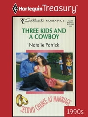 Three Kids and a Cowboy ebook by Natalie Patrick
