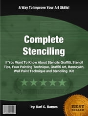 Complete Stenciling ebook by Karl C. Barnes