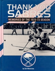 Thank You Sabres ebook by Sal Maiorana