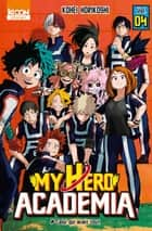 My Hero Academia T04 eBook by Kohei Horikoshi