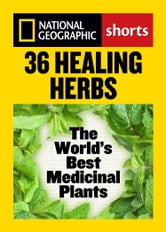 36 Healing Herbs - The World's Best Medicinal Plants ebook by Rebecca L. Johnson