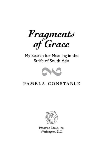 Fragments of Grace ebook by Pamela Constable