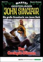 John Sinclair - Folge 1714 - Der Cockpit-Dämon ebook by Jason Dark
