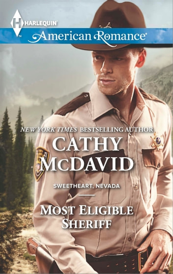 Most Eligible Sheriff ebook by Cathy McDavid
