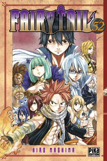 Fairy Tail T52 ebook by Hiro Mashima
