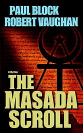 The Masada Scroll ebook by Paul Block,Robert Vaughan