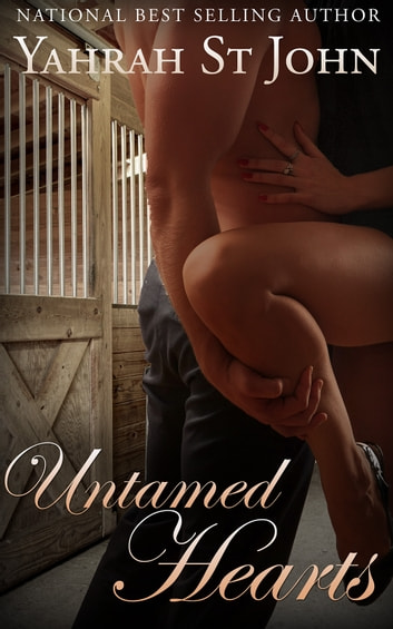 Untamed Hearts ebook by Yahrah St. John