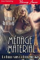Menage Material ebook by Serena Akeroyd
