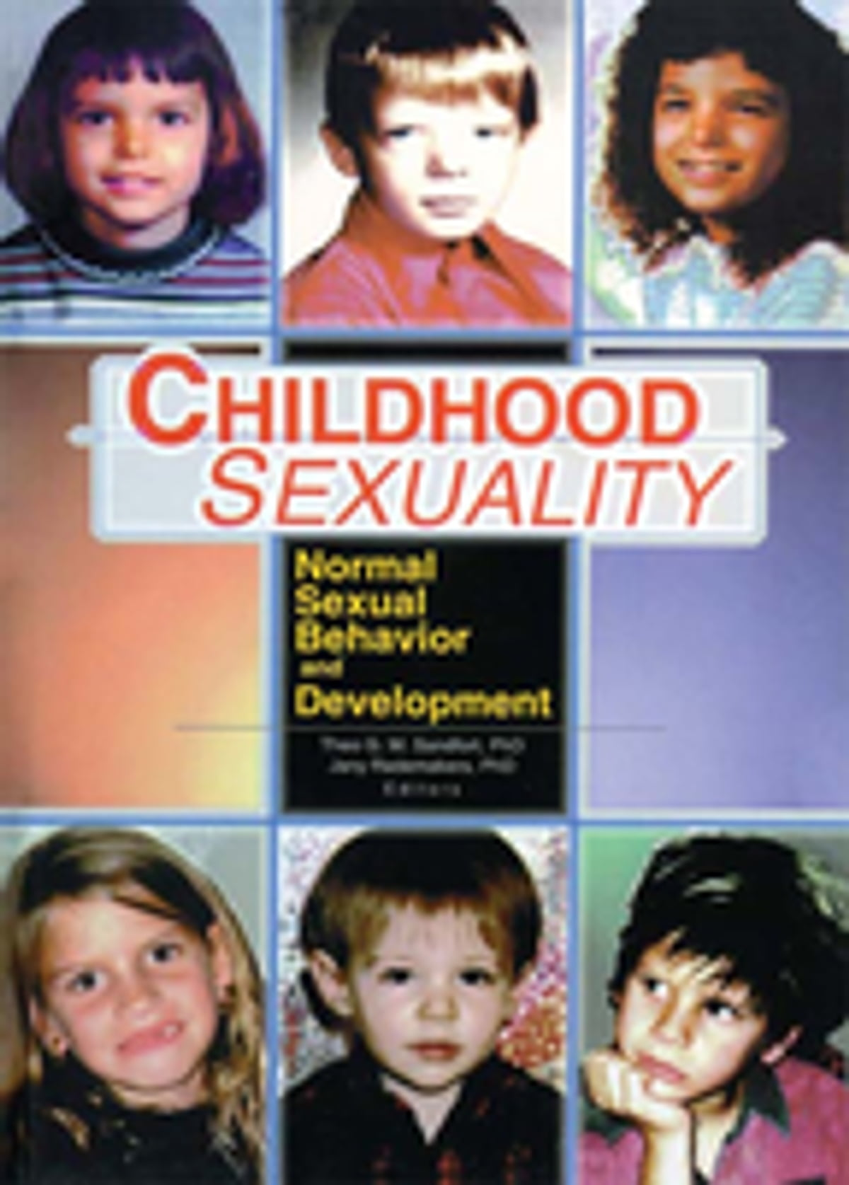 The development of child sexuality