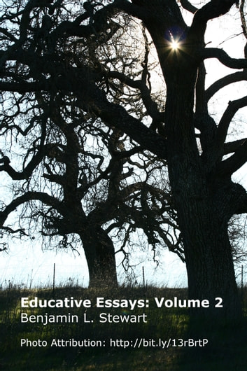 Educative Essays: Volume 2 ebook by Benjamin L. Stewart