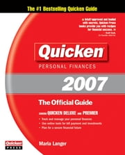 Quicken 2007 The Official Guide: The Official Guide ebook by Langer, Maria
