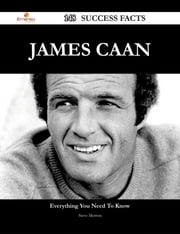 James Caan 148 Success Facts - Everything you need to know about James Caan ebook by Steve Morton