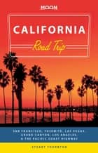 Moon California Road Trip ebook by Stuart Thornton