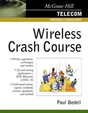 Wireless Crash Course ebook by Bedell, Paul