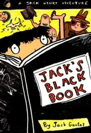Jack's Black Book ebook by Jack Gantos