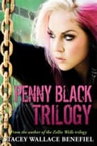 Penny Black Trilogy - A YA Time Travel Romance Trilogy ebook by Stacey Wallace Benefiel