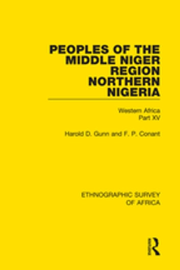 Peoples of the middle niger region northern nigeria ebook by peoples of the middle niger region northern nigeria western africa part xv ebook by harold fandeluxe Image collections