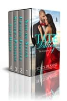 Tate Valley Romantic Suspense Series - BWWM Romantic Suspense ebook by Stacy-Deanne