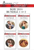 Harlequin Presents May 2014 - Bundle 1 of 2 - An Anthology ekitaplar by Carol Marinelli, Lynn Raye Harris, Cathy Williams,...