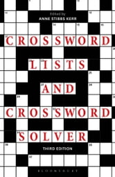 Crossword Lists And Crossword Solver Ebook By 9781472968067