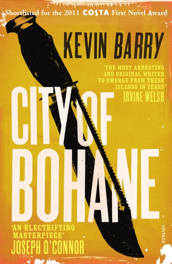 City of Bohane ebook by Kevin Barry