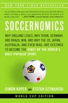 Soccernomics ebook by Simon Kuper