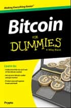 Bitcoin For Dummies ebook by Prypto