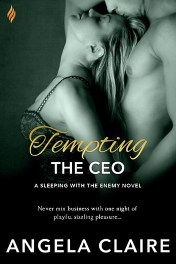 Tempting the CEO ebook by Angela Claire