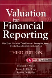 Valuation for Financial Reporting - Fair Value, Business Combinations, Intangible Assets, Goodwill and Impairment Analysis ebook by Michael J. Mard,James R. Hitchner,Steven D. Hyden