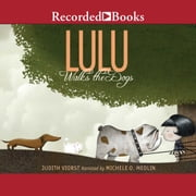 Lulu Walks the Dogs audiobook by Judith Viorst