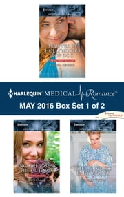 Harlequin Medical Romance May 2016 - Box Set 1 of 2 - Tempted by Hollywood's Top Doc\English Rose in the Outback\The Doctor's Baby Secret ebook by Louisa George,Lucy Clark,Scarlet Wilson