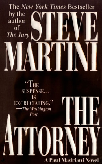 The Attorney ebook by Steve Martini