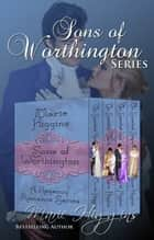 Sons of Worthington (boxed set of 4) ebook by Marie Higgins