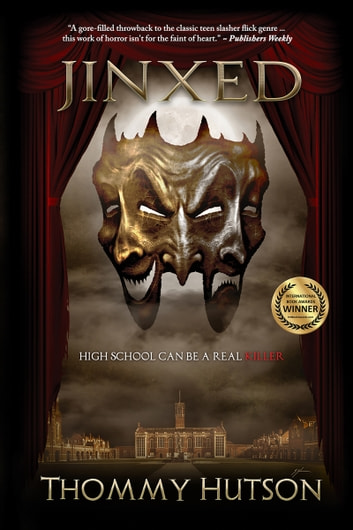 Jinxed ebook by Thommy Hutson