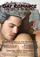 The Circlet Press Gay Romance Bundle ebook by H.B. Kurtzwilde, Rian Darcy, D.M. Atkins,...
