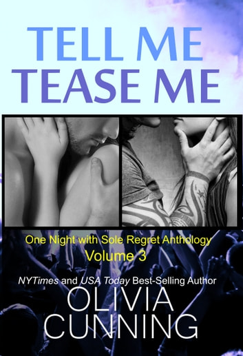 Tell Me, Tease Me ebook by Olivia Cunning