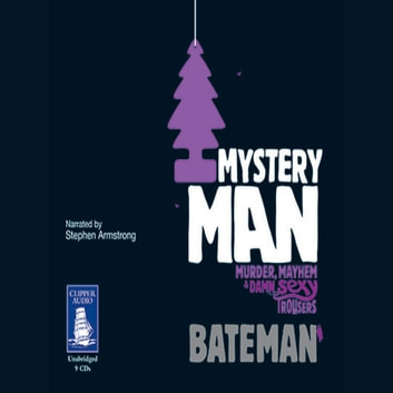 Mystery Man audiobook by Colin Bateman