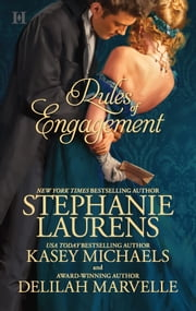 Rules of Engagement: The Reasons for Marriage\The Wedding Party\Unlaced - The Reasons for Marriage\The Wedding Party\Unlaced ebook by Stephanie Laurens,Kasey Michaels,Delilah Marvelle