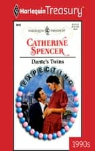 Dante's Twins ebook by Catherine Spencer